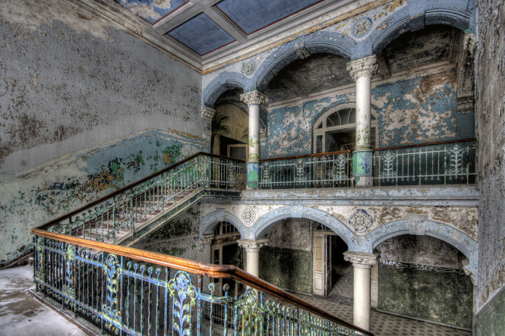 19. Abandoned Military Hospital in Beelitz, Germany1