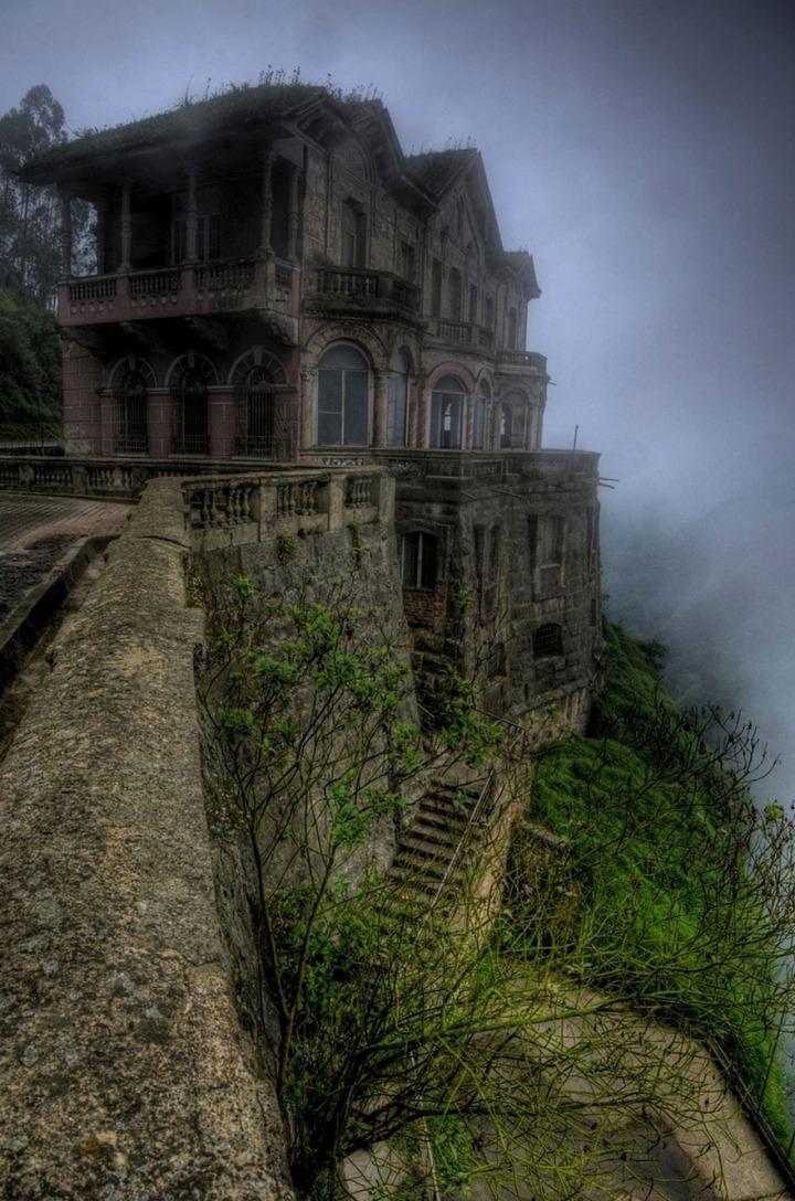 20. Salto Hotel, Colombia