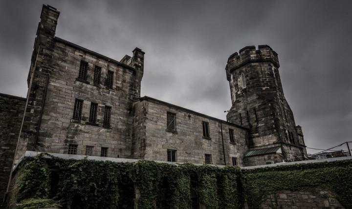 34. Eastern State Penitentiary - Philadelphia, Pennsylvania
