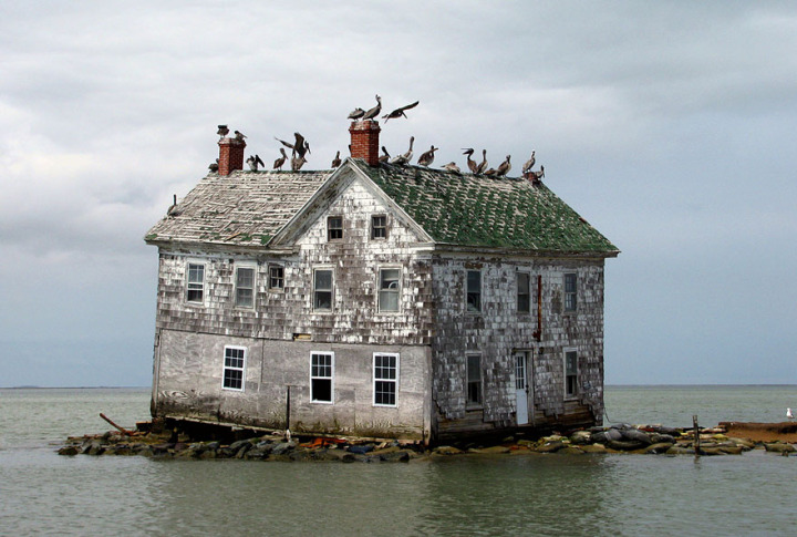 5. Last House on Holland Island, U.S.A