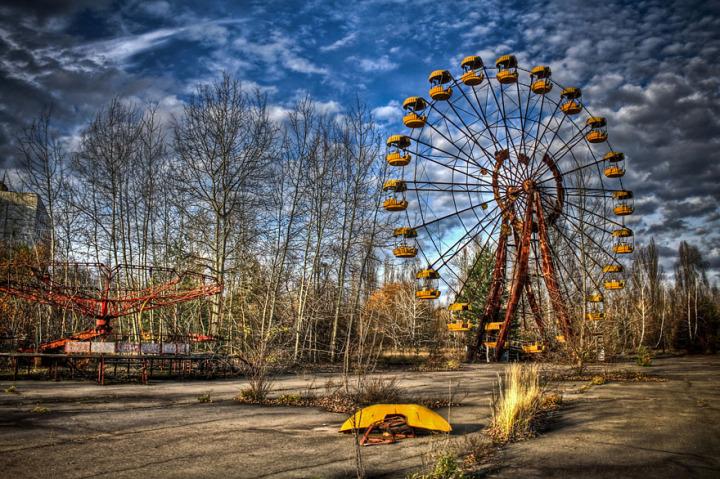 6. Pripyat, Ukraine1