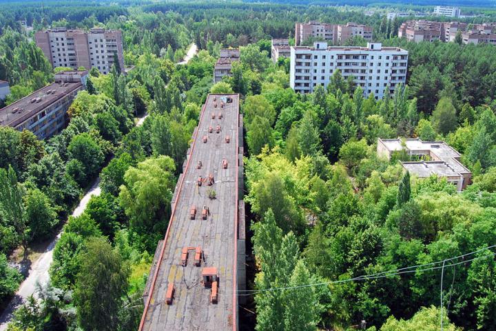 6.a Pripyat, Ukraine