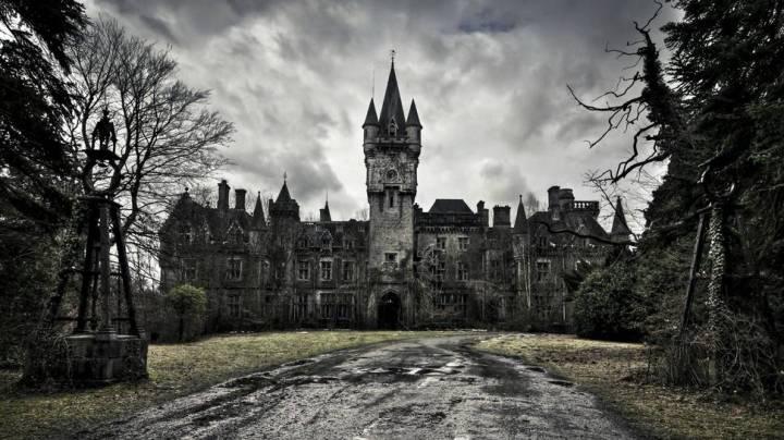 9. Chateau Miranda - Celles, Belgium