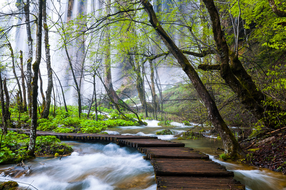 11b. Plitvice Lakes National Park, Croatia
