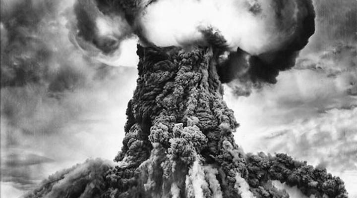14. The 140-kiloton Chagan nuclear test, Soviet Union, 1965