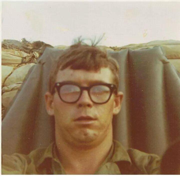 44. Vietnam selfie, 1972