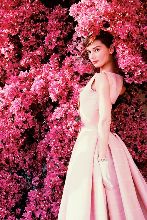 5. Audrey Hepburn, 1955
