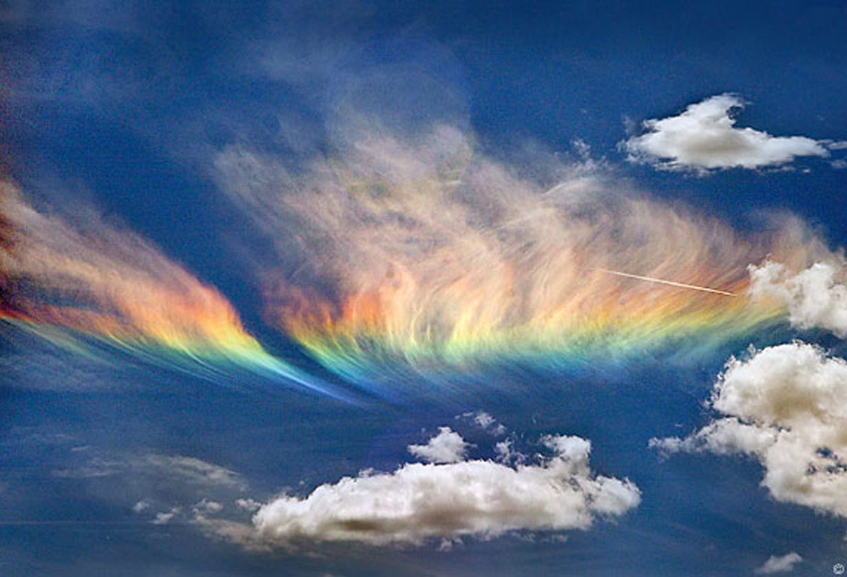 Meteorological phenomena: examples. Dangerous meteorological phenomena