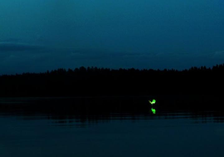 3. The Aleya Ghost Lights