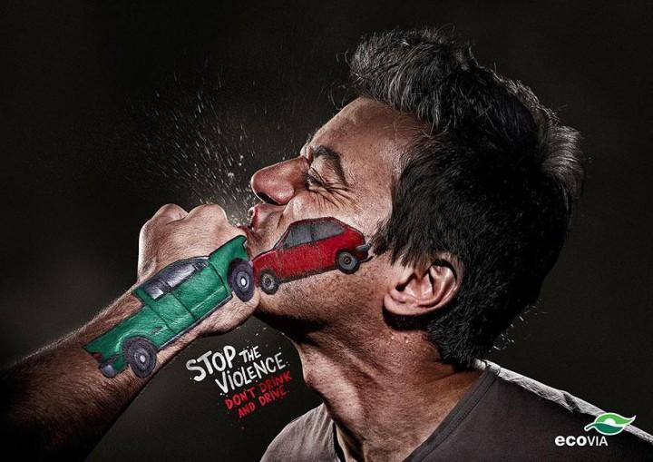 5b. 'Stop The Violence!' - Ecovia2