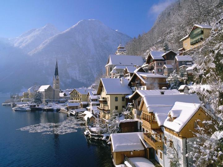 19. Hallstatt, Austria