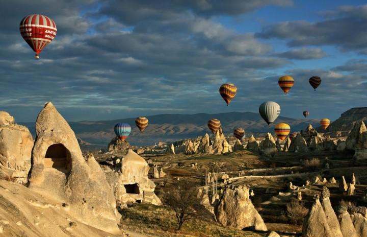 20. Cappadocia – Anatolia, Nevşehir Province, Turkey