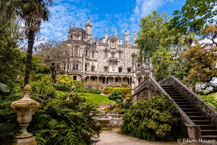 20. Quinta da Regaleira – Sintra, Portugal1