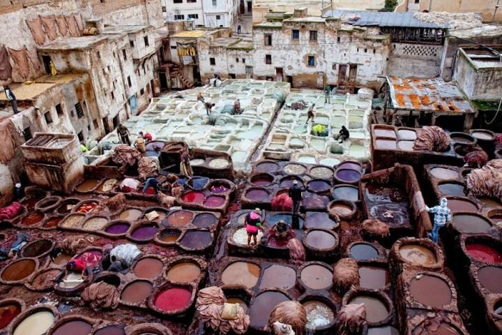 23. Fès, Morocco