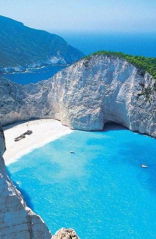 28. Zakynthos, Greece.