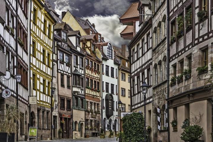 29. Weißgerbergasse (street) – Nuremberg, Germany