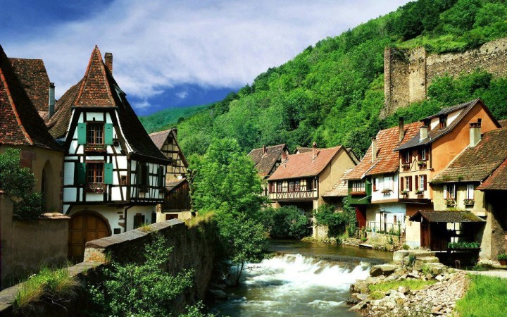 32. Alsace, France