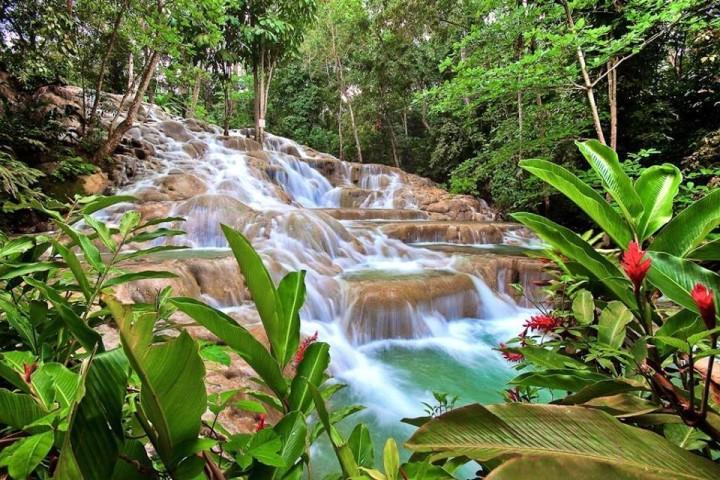 8. Dunn's River Falls, Jamaica