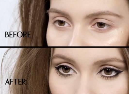 nude eyeliner