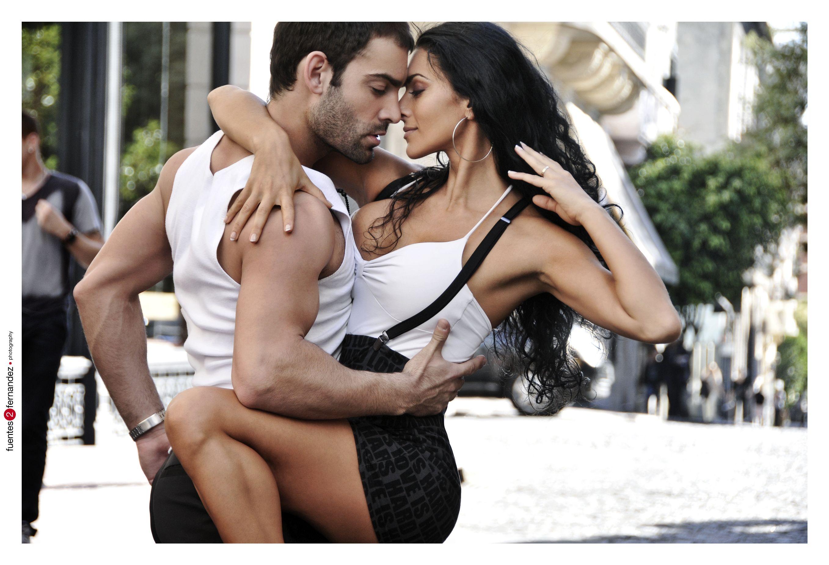 17. Tango dancers in Buenos Aires, Argentina