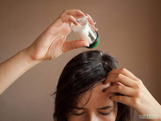 23. Dry shampoo