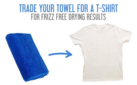 28. t shirt towel