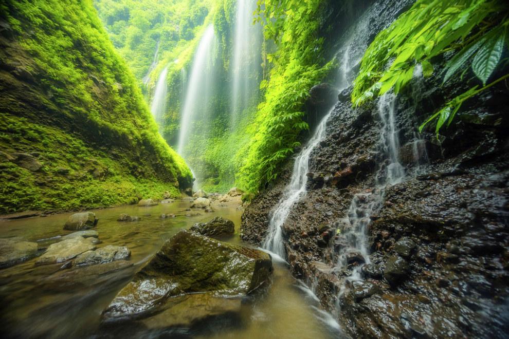 15. Madakaripura waterfall, Jawa Timur