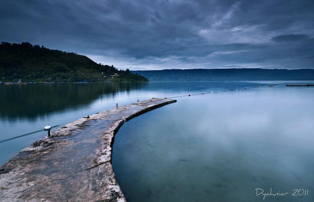 22. Morning Parapat - Lake Toba - North Sumatra
