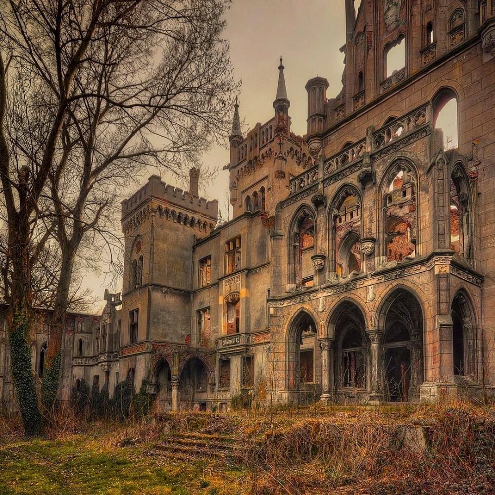 25. Kopice castle, Poland