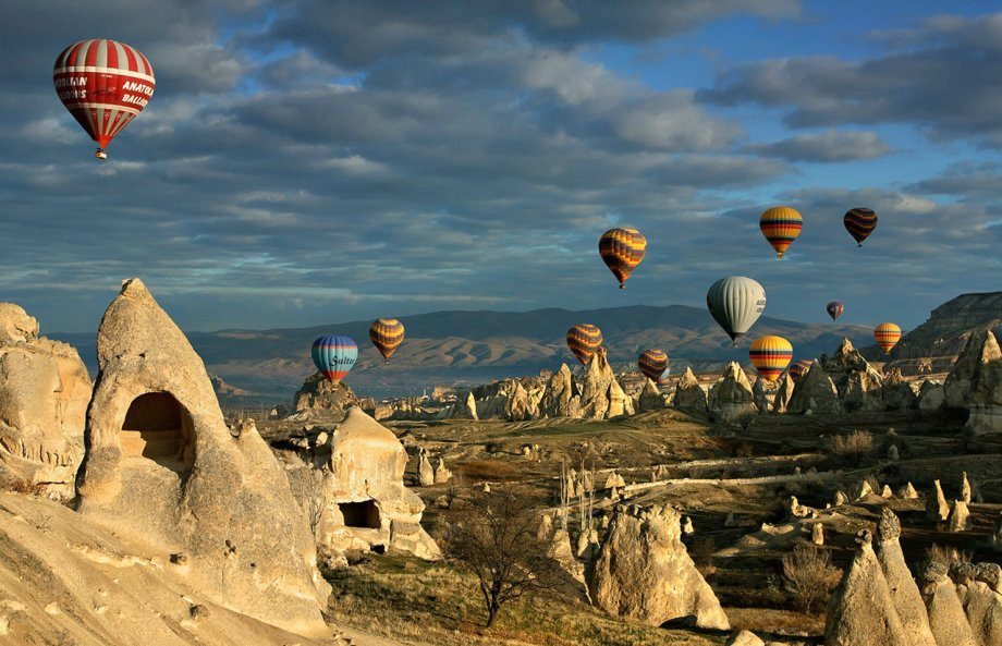 11. Cappadocia – Anatolia, Nevşehir Province, Turkey